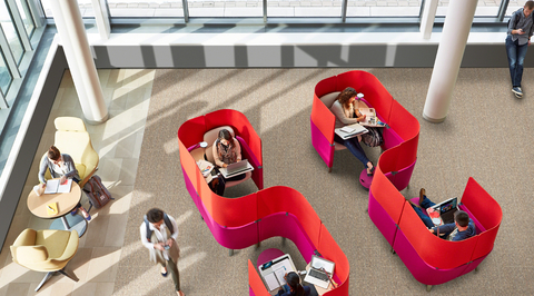 Office design: Four factors that can transform your work space