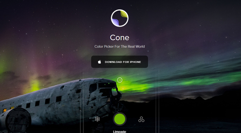 Cone iPhone app can identify Pantone colours from the real world