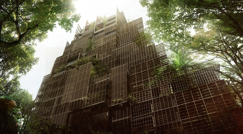 Jean Nouvel and Philippe Starck collaborate on luxury hotel design for São Paulo