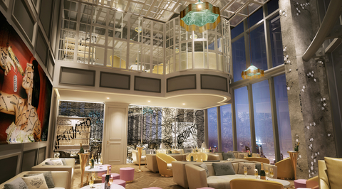 In pictures: Paul Bishop appointed as interior designer for new dining venue in Dubai