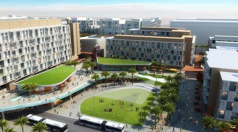 Construction begins for Masdar Institute Neighborhood, PRT network temporarily closed