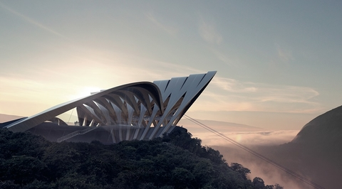 Zaha Hadid Architects showcases never before seen designs at London exhibition