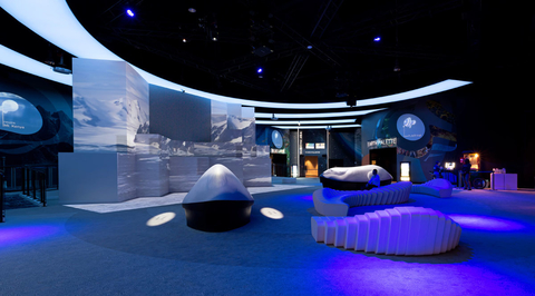 Case study: Simulation technology immerses visitors in nature environment