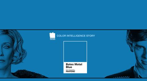 Pantone launches Motel Blue – Norman Bates' favourite colour