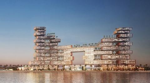 KPF-designed Royal Atlantis hotel to complete in 2019, despite design changes