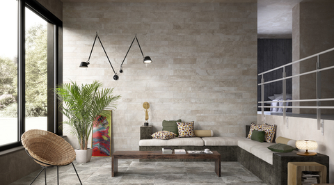 Ceramic tiles trends: Bigger is better