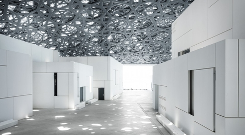 New images and further design details revealed for Jean Nouvel's Louvre Abu Dhabi