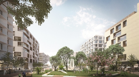 Arada awards infrastructure design contract for Woods Bagot-designed Aljada development in Sharjah