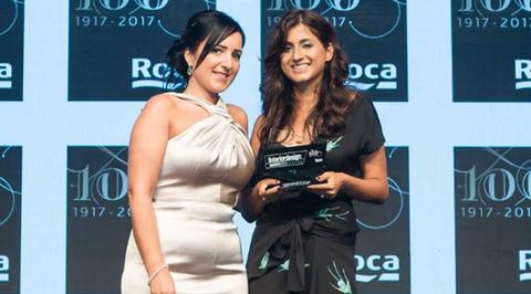 CID Awards 2017: Sneha Divias wins Interior Designer of the Year award