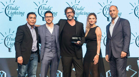 CID Awards 2017: Paul Bishop wins best bar & club award for BOA lounge in Dubai