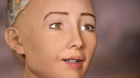 Saudi Arabia is first country to grant citizenship to a robot