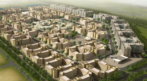 LRED invites master plan bids for Dubai South residential project