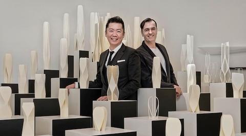 Zaha Hadid Architects, Arcplus and Wilson Associates announce strategic alliance