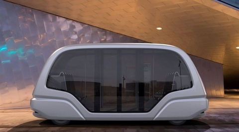 Driverless buses pass climate tests ahead of 2020 Dubai launch