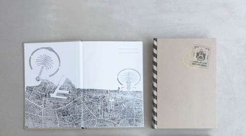 Pallavi Dean Interiors launches stationery collection to celebrate UAE's Centennial Plan