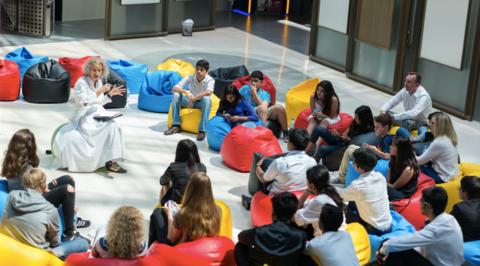 DIDI's Project Design Space program aims to engage schools in the UAE's design development