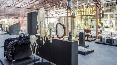 In pictures: Highlights from Dubai Design Week 2017