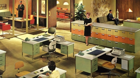 From 1800s to today: How have office design trends developed over time?