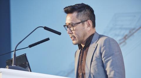 designMENA Summit: 'We need to be very aware of what we're doing,' says Korean architect Minsuk Cho