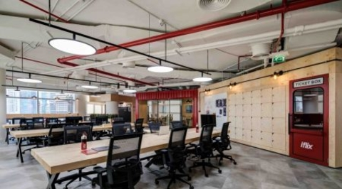Swiss Bureau completes new interiors for IFLIX Office in Dubai