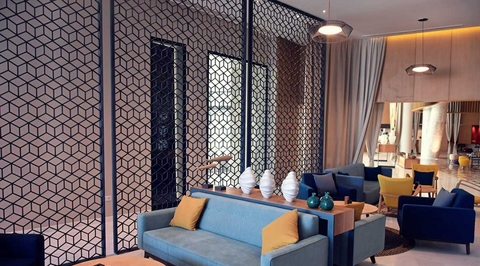 Draw Link Group completes interiors for new Radisson Blu Resort in Tunisia