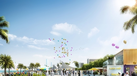 Miral to design and development new beachfront development in Abu Dhabi