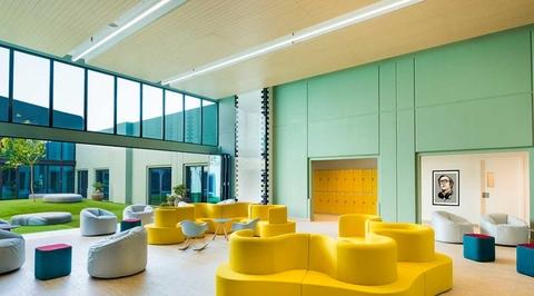 Dubai's Lulie Fisher Design Studio designs new school for DESC