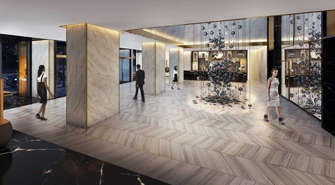 Hospitality design is being driven by the need to provide interactive and sustainable experiences