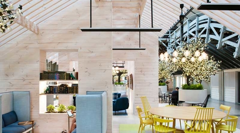 Trend report: 2018 will see hotel design undergoing the biggest 'disruption from the norm' led by millennials says GAJ