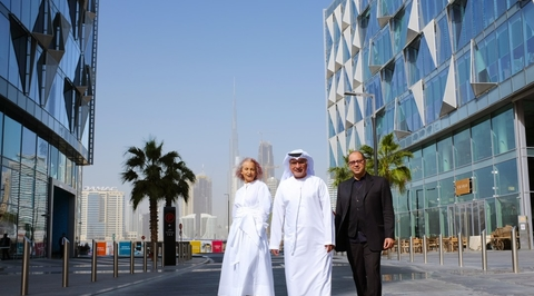 Admissions now open for Foster + Partners-designed Dubai Institute of Design and Innovation