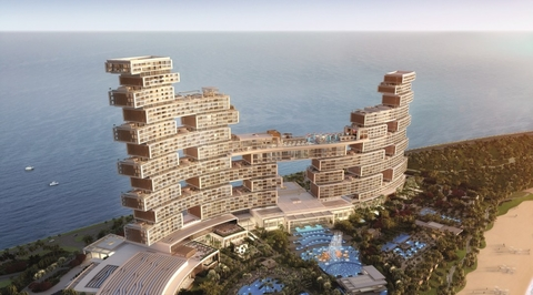 Nearly 200 hotels at design stage in the GCC