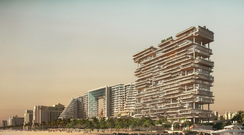 SOMA-designed One Palm development in Dubai to be operated by Dorchester Collection