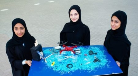Project Design Space by DIDI aims to introduce design to school students in the UAE