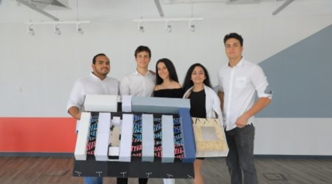 Dubai Institute of Design and Innovation announces the winners of its Project Design Space competition