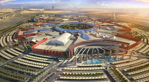 Fit out work underway for 'smart city' Dubai Silicon Park project
