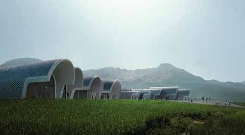 Zaha Hadid Architects completes design for primary school in China