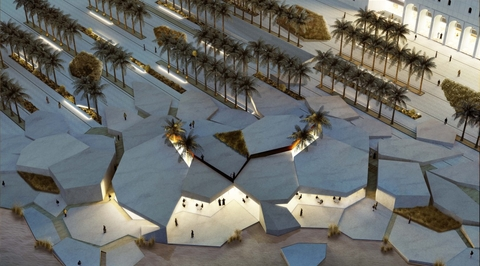 CEBRA designs preservation masterplan for Qasr Al Hosn in Abu Dhabi