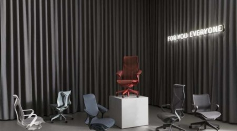 Herman Miller launches new task chair by German design firm Studio 7.5
