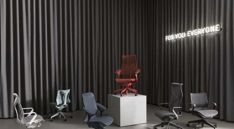 Cosm named Red Dot's best office chair of 2019