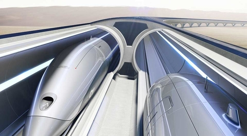 Dubai's RTA halts Hyperloop route claims
