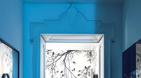 Lebanese designer Samer Alameen invites visitors into his eclectic home during Milan Design Week