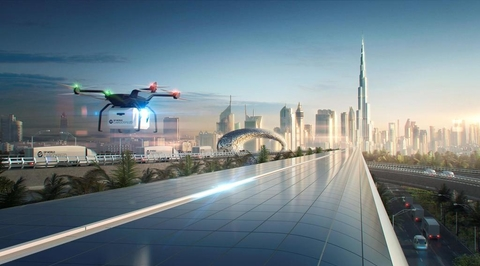 New video reveals first look at Dubai-Abu Dhabi Hyperloop commute