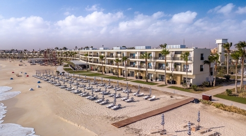 Egypt's historic Al Alamein Hotel opens after extensive retrofit