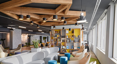 Broadway Interiors refurbishes Abu Dhabi Tourism's headquarters