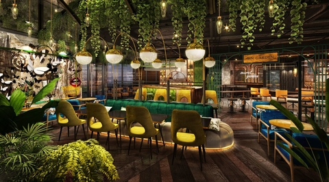 The London Project to open soon on Bluewaters Island, Dubai