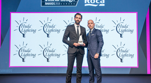 Rabih Geha Architects wins Interior Design of the Year Bars & Clubs at the Commercial Interior Design Awards 2018