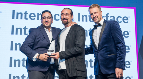 Light Space Design wins Interior Design of the Year Office at the Commercial Interior Design Awards 2018