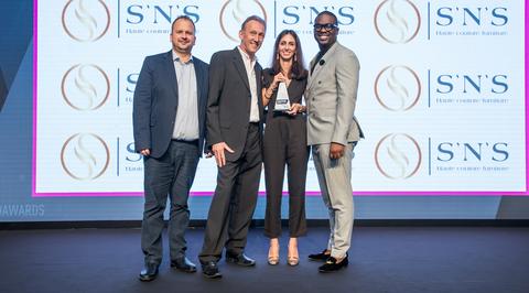 LW Design wins Best Outdoor Design at 2018 Commercial Interior Design Awards