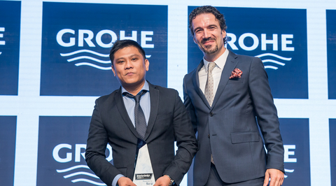 Adelino Enriquez of Perkins+Will wins Behind the Scenes at 2018 Commercial Interior Design Awards``