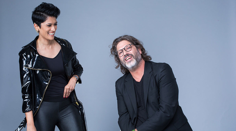 Interview: Paul Bishop and Pallavi Dean discuss the dynamics of interior design in the Middle East